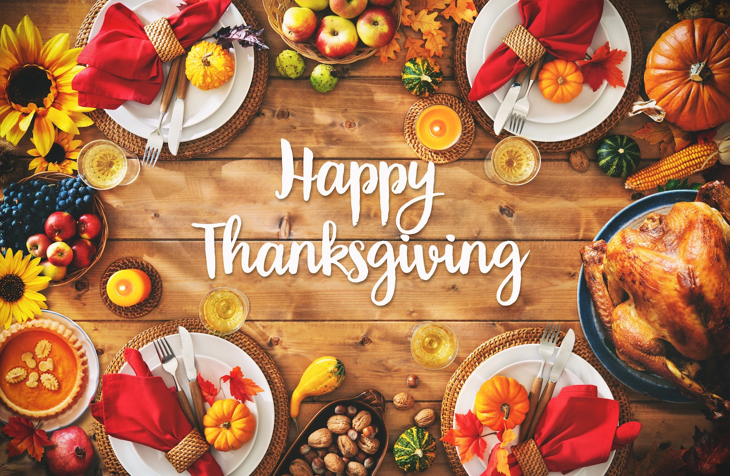 Special Devotion: Thanksgiving 2020
